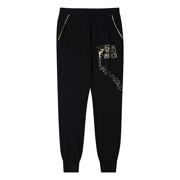 Disneyland Paris Pantalon de jogging Fée Clochette pour adultes