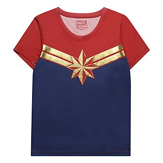 Disneyland Paris T-shirt Captain Marvel pour femmes