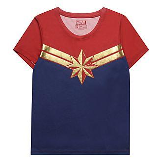 Disneyland Paris T-shirt Captain Marvel pour femmes