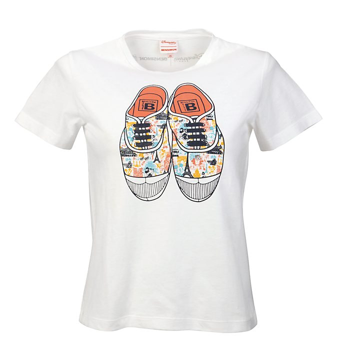 Disneyland Paris x Bensimon T-Shirt femmes