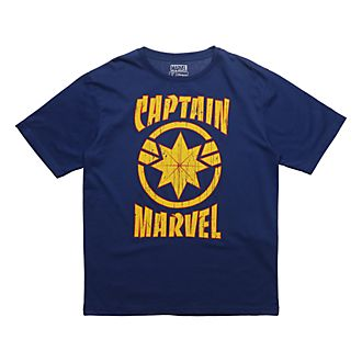 Disneyland Paris Captain Marvel T-Shirt For Adults