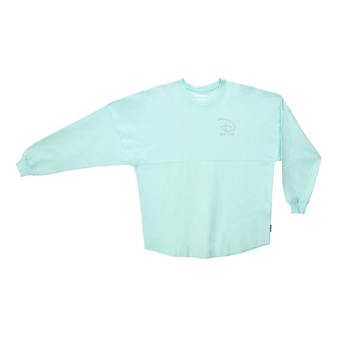 shopdisney Disneyland Paris Sweatshirt Spirit Jersey Aqua Arendelle pour adultes SO