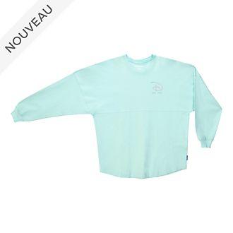 Disneyland Paris Sweatshirt Spirit Jersey Aqua Arendelle pour adultes