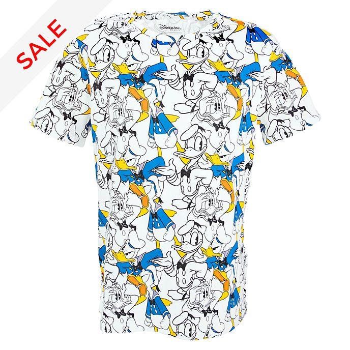Disneyland Paris x Eleven Paris All-Over Donald T-Shirt For Adults