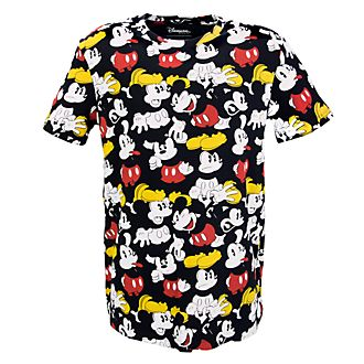 Disneyland Paris x Eleven Paris All-Over Mickey T-Shirt For Adults