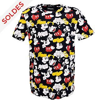 Disneyland Paris x Eleven Paris T-shirt Mickey pour adultes