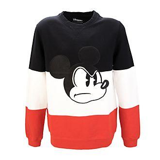 Sweatshirt Mickey pour Adultes Disneyland Paris x Eleven Paris