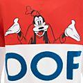 Sweatshirt Dingo pour Adultes Disneyland Paris x Eleven Paris