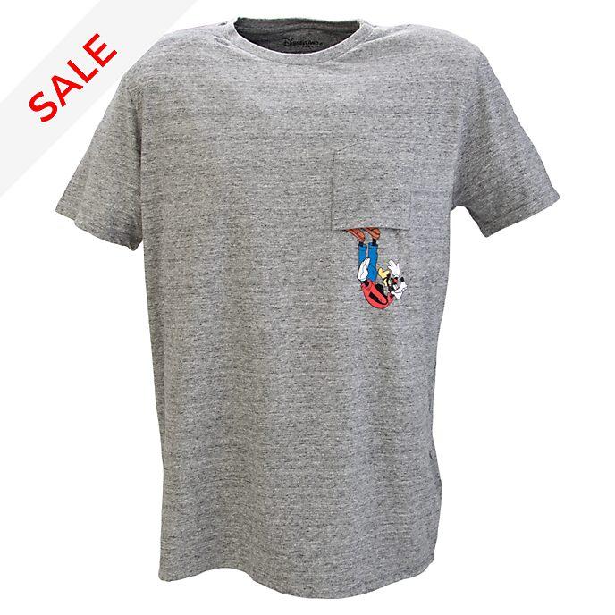 Disneyland Paris x Eleven Paris Goofy T-Shirt with Pocket For Adults