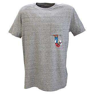 T-Shirt Dingo avec poche pour Adultes Disneyland Paris x Eleven Paris