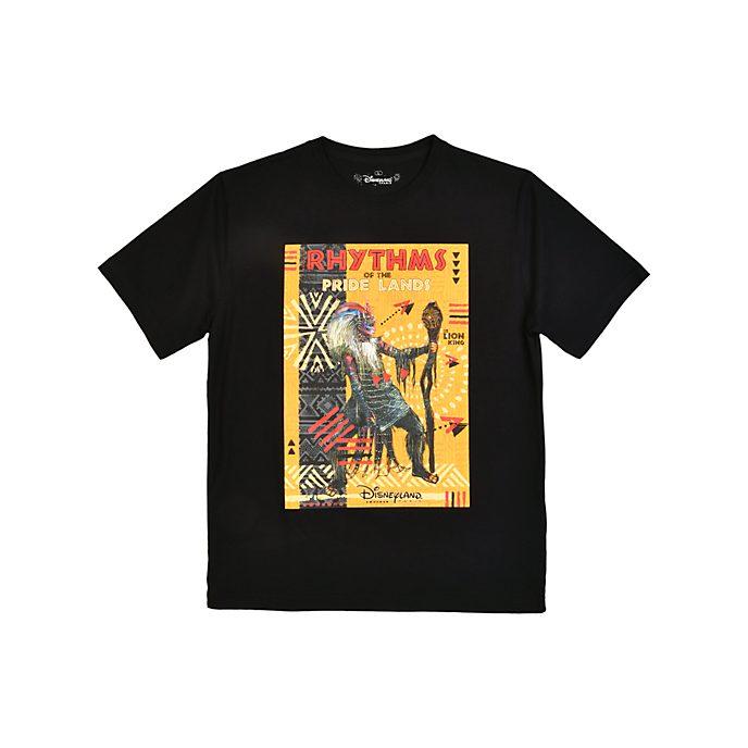 Disneyland Paris T-shirt Le Roi Lion et les Rythmes de la Terre pour adultes