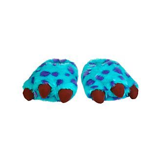 Disneyland Paris Sulley Slippers For Adults