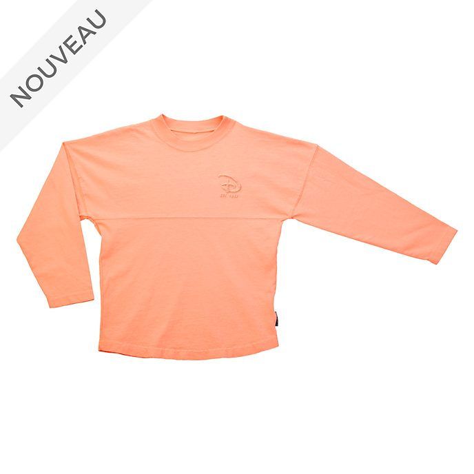 Disneyland Paris Sweatshirt Spirit Jersey corail pour enfants