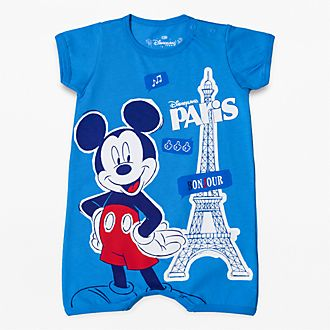Disneyland Paris Mickey Mouse Baby Body Suit
