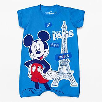 Body pour bébé Mickey Mouse Disneyland Paris