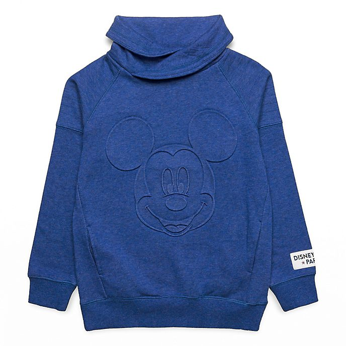 Disneyland Paris Mickey Mouse Sweatshirt For Kids