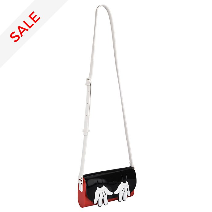 Melissa Mickey Mouse Hands Handbag