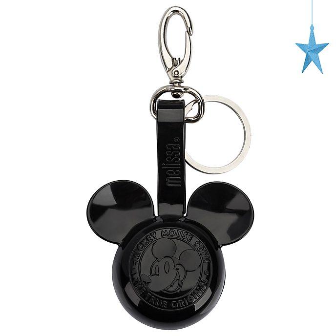 Melissa Breloque de sac Mickey noire