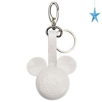 Abalorio blanco para bolso Mickey Mouse, Melissa
