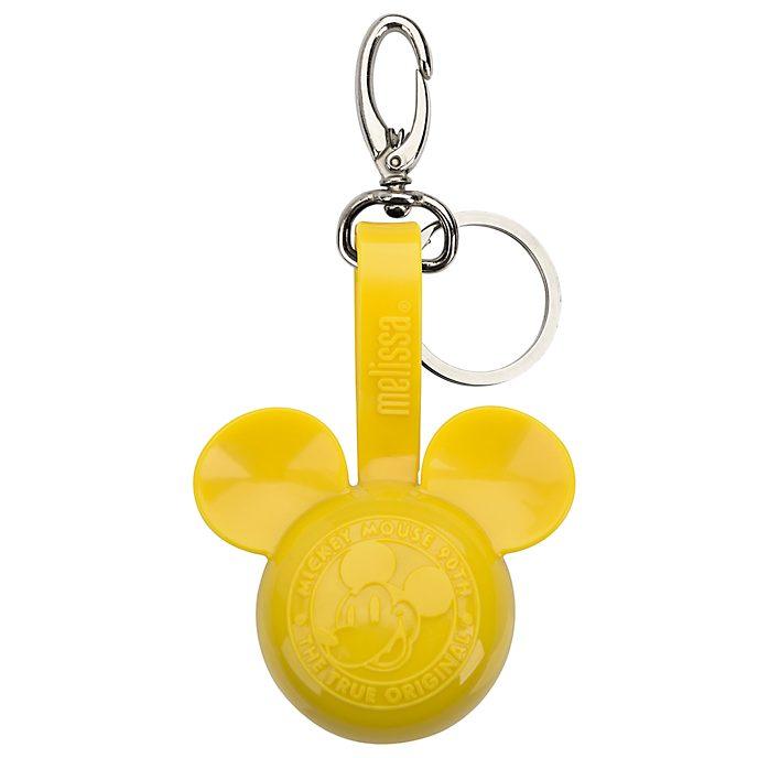 Abalorio amarillo para bolso Mickey Mouse, Melissa