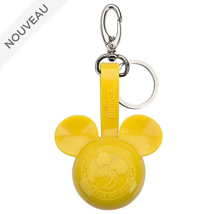 Melissa Breloque de sac Mickey jaune