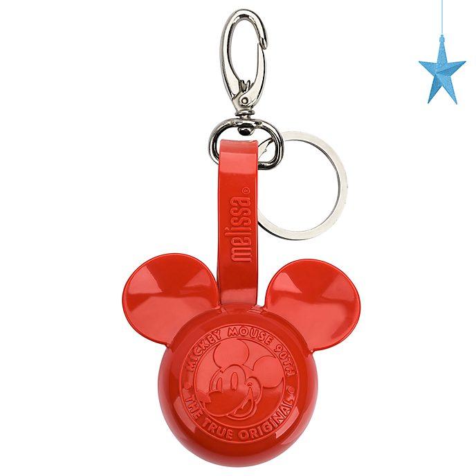 Abalorio rojo para bolso Mickey Mouse, Melissa
