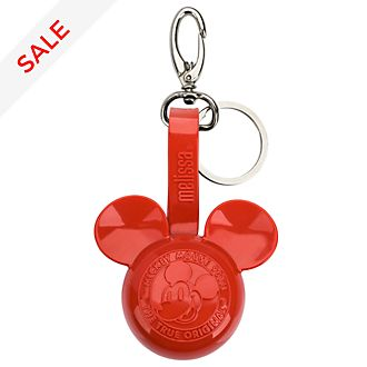 Melissa Mickey Mouse Red Bag Charm