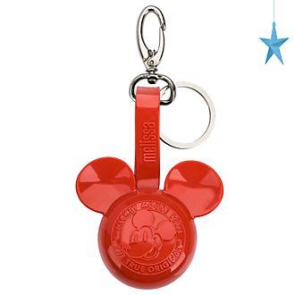 Melissa - Micky Maus - Taschenanhänger in rot