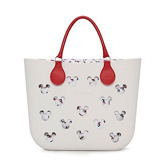 OBag bolso Mickey Mouse blanco
