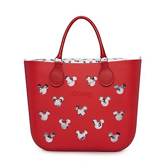 O Bag - Micky Maus - rote Handtasche