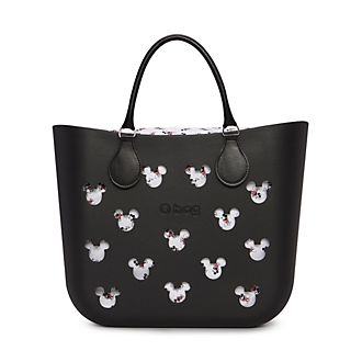 OBag bolso Mickey Mouse negro
