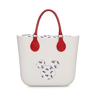 O Bag Mickey Mouse Mini White Handbag