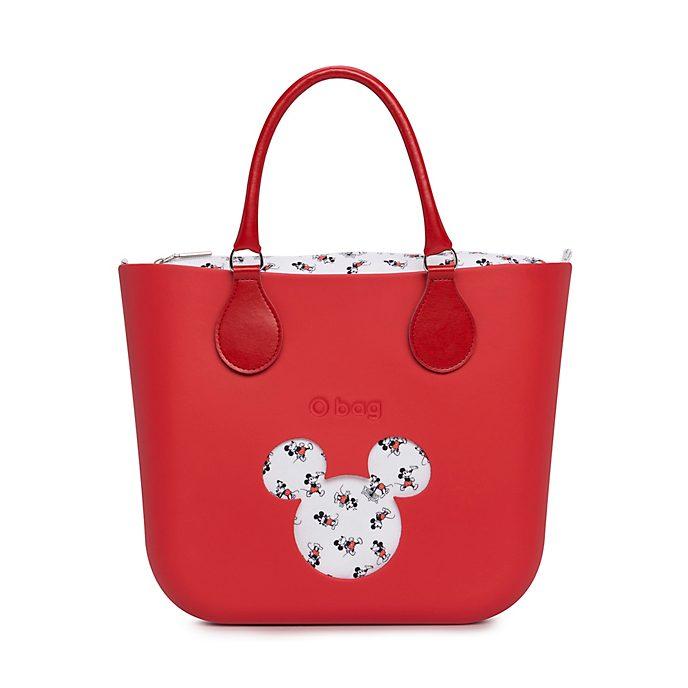 O Bag Mickey Mouse Mini Red Handbag