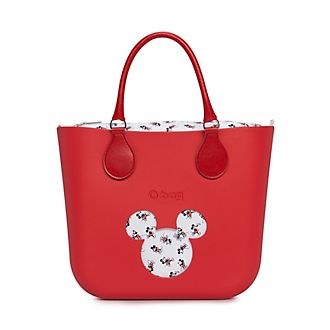 O Bag - Micky Maus - rote Mini-Handtasche