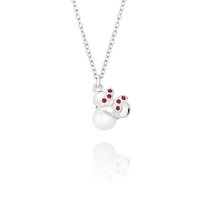 Chamilia Collier Minnie Mouse avec perle en cristal