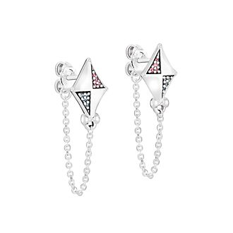 Chamilia Mary Poppins Returns Kite Silver Stud Earrings