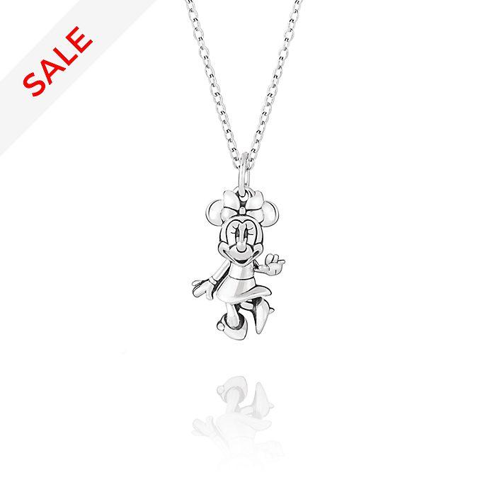 Chamilia Minnie Mouse Figural Silver Necklace