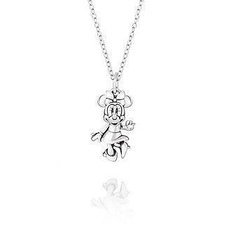 Collar figura Minnie Mouse en plata, Chamilia