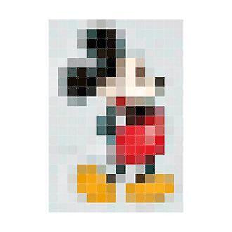 IXXI Art mural pixellisé Mickey Mouse