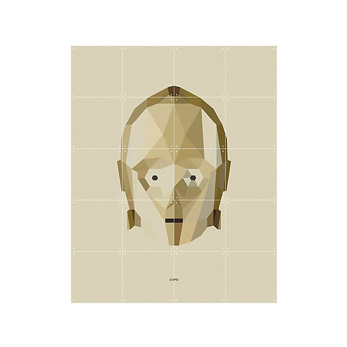IXXI C-3PO Wall Art, Star Wars