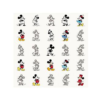 Panel decorativo de la animación de Mickey y Minnie de IXXI