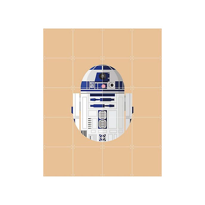 IXXI Art mural R2-D2, Star Wars