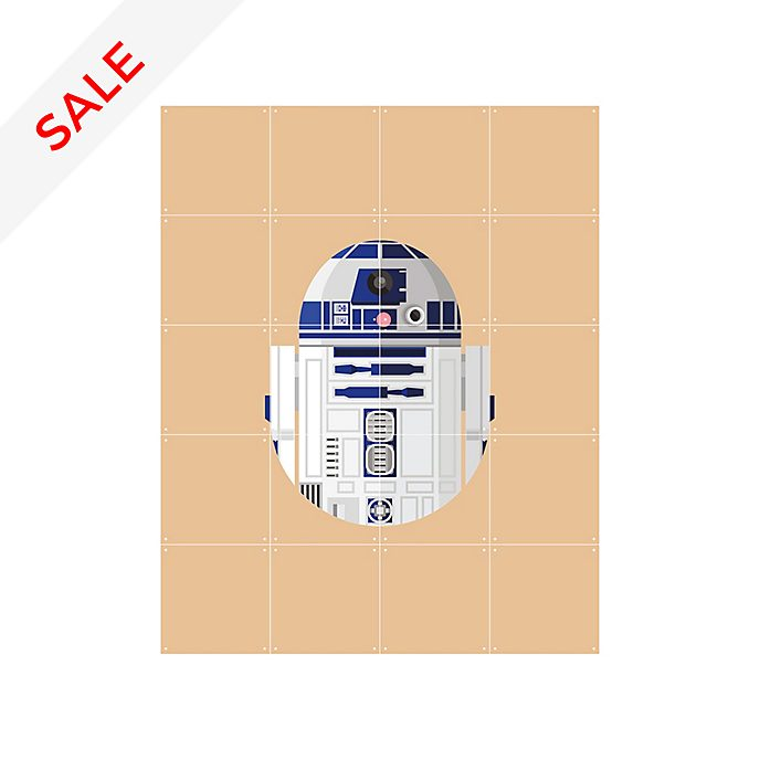 IXXI R2-D2 Wall Art, Star Wars