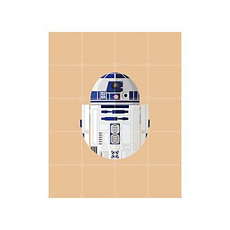 Panel decorativo de R2-D2 de IXXI, Star Wars