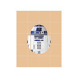 Panel decorativo de R2-D2 de IXXI, Star Wars