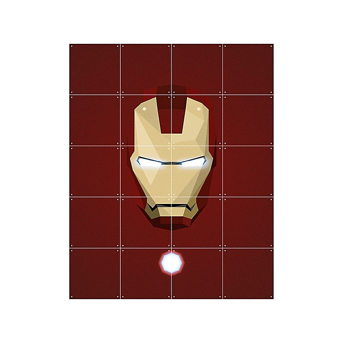 Panel decorativo de Iron Man de IXXI