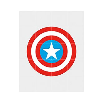 IXXI Captain America Shield Wall Art