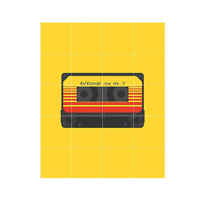 IXXI Guardians of the Galaxy Mixtape Wall Art