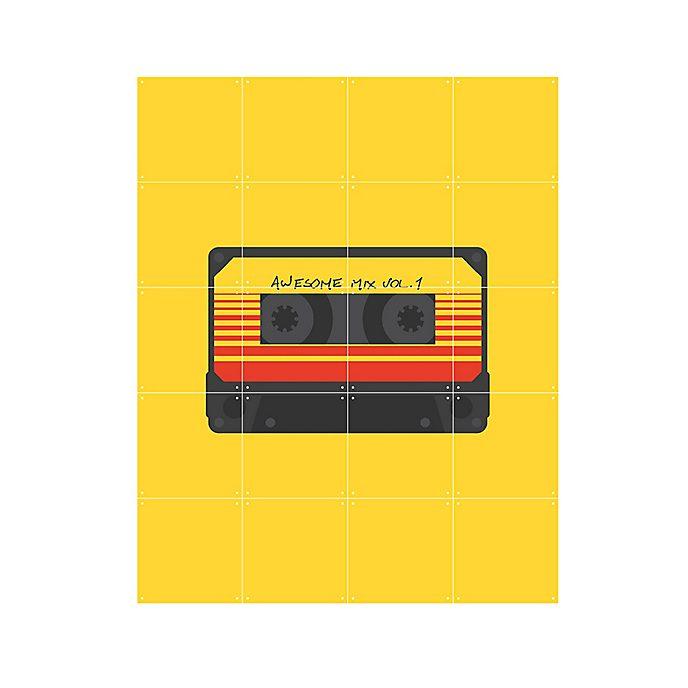 IXXI - Guardians of the Galaxy - Wandschmuck mit Kassette