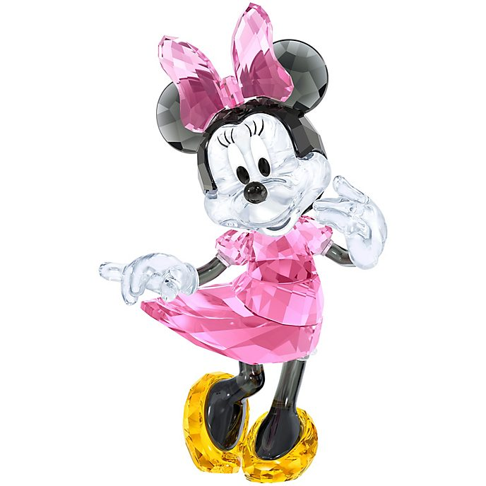 Swarovski Minnie Mouse Crystal Figurine